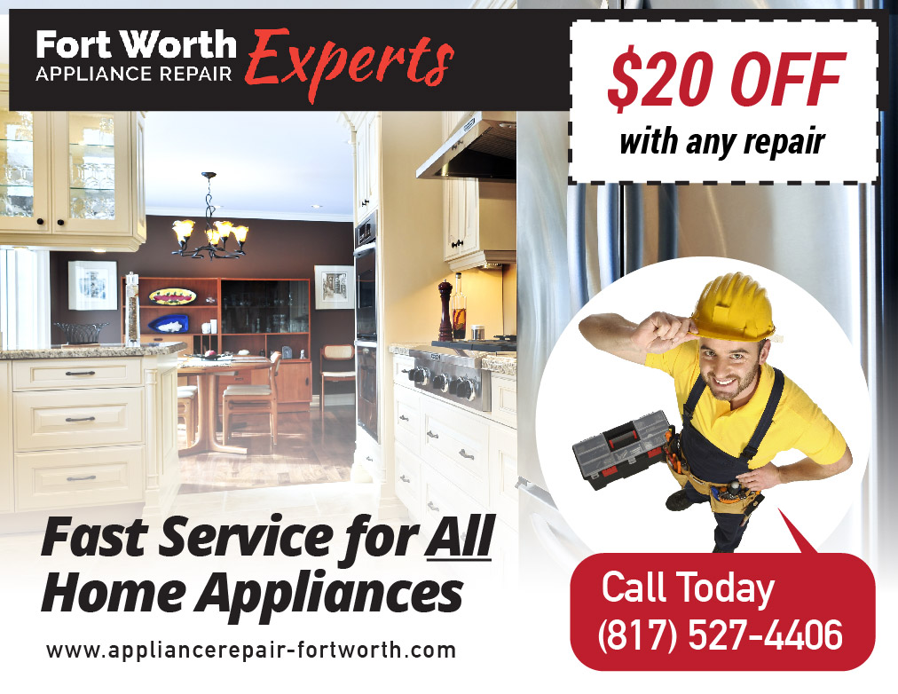 Fort Worth Appliance Repair And Parts About Us Contact